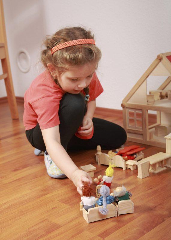 兒童遊戲治療