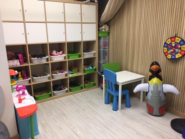 遊戲治療室 1