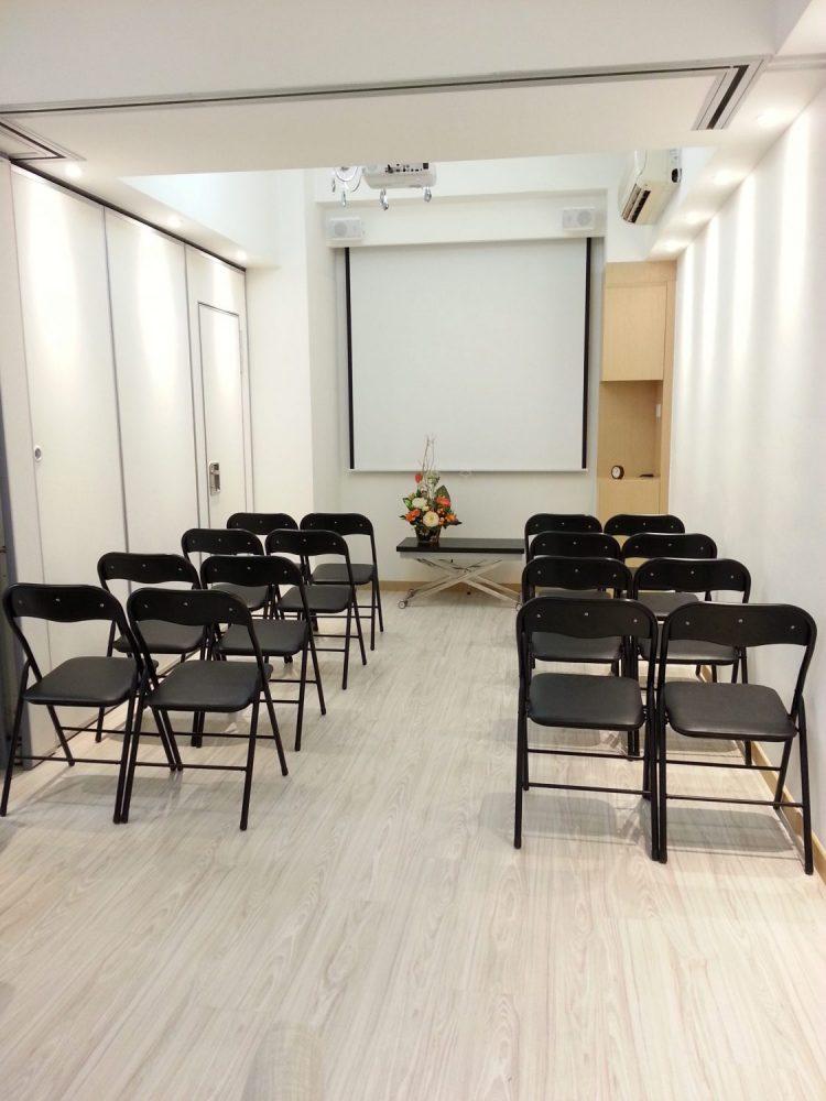 小型演講室